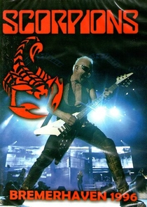 Scorpions - Bremerhaven 1996 - Poster / Capa / Cartaz - Oficial 1