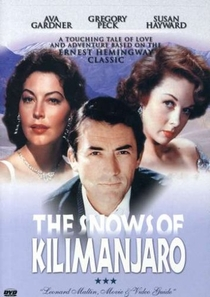 As Neves do Kilimanjaro - Poster / Capa / Cartaz - Oficial 3