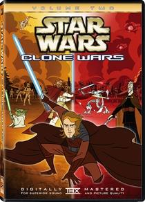 Star Wars: Guerras Clônicas (2° Temporada) - Poster / Capa / Cartaz - Oficial 1