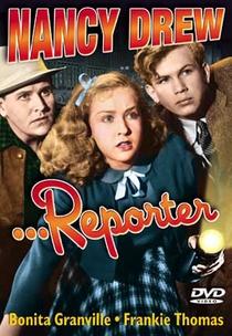 Nancy, A Repórter - Poster / Capa / Cartaz - Oficial 1