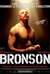 Bronson - Poster / Capa / Cartaz - Oficial 2