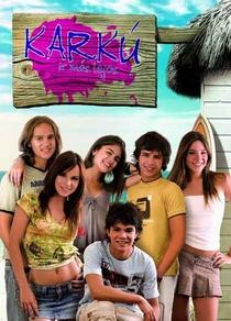 Karkú, Ir Mais Longe (2ª temporada) - Poster / Capa / Cartaz - Oficial 1