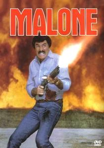 Malone - O Justiceiro    - Poster / Capa / Cartaz - Oficial 6