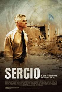 Sérgio, um brasileiro no mundo - Poster / Capa / Cartaz - Oficial 1