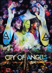 30 Seconds to Mars: City of Angels - Poster / Capa / Cartaz - Oficial 1