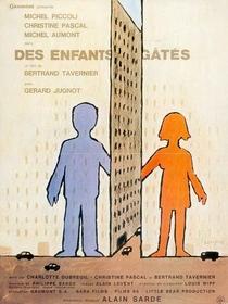 Des enfants gâtés - Poster / Capa / Cartaz - Oficial 1