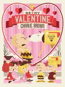 Seja Meu Namorado, Charlie Brown - Poster / Capa / Cartaz - Oficial 3