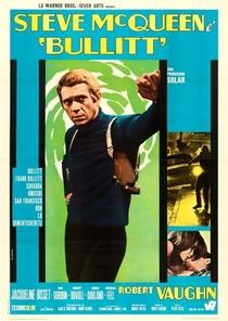 Bullitt - Poster / Capa / Cartaz - Oficial 3