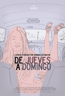 De Quinta a Domingo - Poster / Capa / Cartaz - Oficial 1