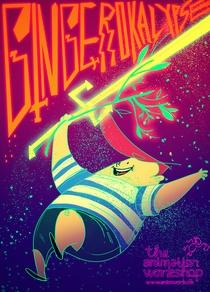 Gingerokalypse - Poster / Capa / Cartaz - Oficial 1