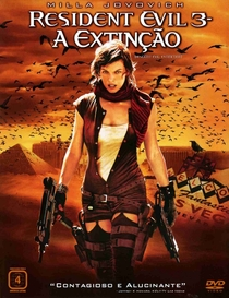 Resident Evil 3: A Extinção - Poster / Capa / Cartaz - Oficial 5