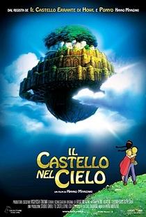 O Castelo no Céu - Poster / Capa / Cartaz - Oficial 23