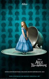 Alice no País das Maravilhas - Poster / Capa / Cartaz - Oficial 13