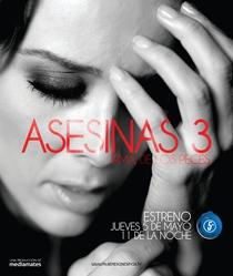 Mulheres Assassinas (3ª Temporada) - Poster / Capa / Cartaz - Oficial 6