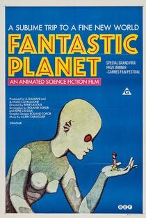 Planeta Fantástico - Poster / Capa / Cartaz - Oficial 12