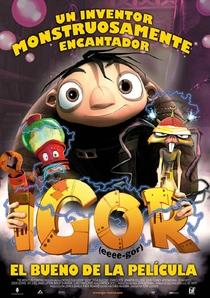 Igor - Poster / Capa / Cartaz - Oficial 3