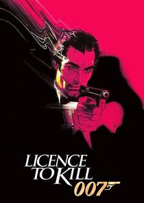 007 - Permissão Para Matar - Poster / Capa / Cartaz - Oficial 2