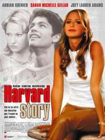 O Garoto de Harvard - Poster / Capa / Cartaz - Oficial 4