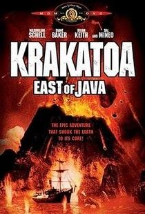 Krakatoa - O Inferno de Java - Poster / Capa / Cartaz - Oficial 2