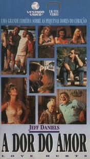 A Dor do Amor - Poster / Capa / Cartaz - Oficial 1