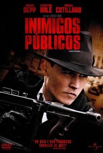 Inimigos Públicos - Poster / Capa / Cartaz - Oficial 5