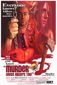 Murder Loves Killers Too - Poster / Capa / Cartaz - Oficial 1