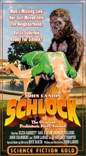 Schlock - Poster / Capa / Cartaz - Oficial 2