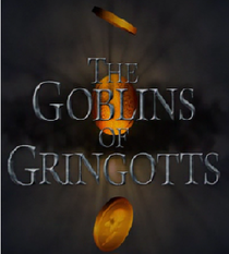 Os goblins de Gringote - Poster / Capa / Cartaz - Oficial 1