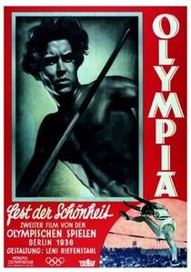 Olympia - Parte 2: Vencedores Olímpicos - Poster / Capa / Cartaz - Oficial 5