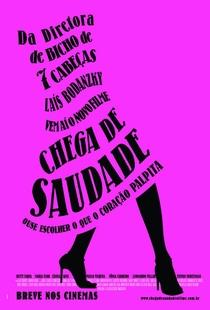 Chega de Saudade - Poster / Capa / Cartaz - Oficial 2