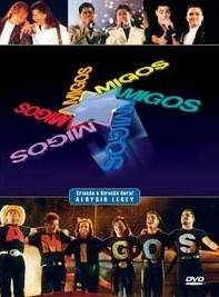 Amigos - Poster / Capa / Cartaz - Oficial 1