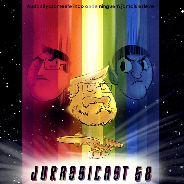 JurassiCast 58 - AUDACITYosamente Indo Onde Ninguém Jamais Esteve