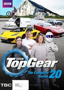 Top Gear (UK) - 20 temporada - Poster / Capa / Cartaz - Oficial 1