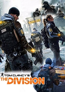Tom Clancy's The Division Agent Origins  - Poster / Capa / Cartaz - Oficial 1