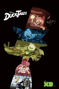 DuckTales  - Os Caçadores de Aventuras (1ª Temporada) - Poster / Capa / Cartaz - Oficial 3