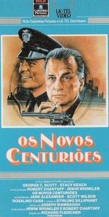 Os Novos Centuriões - Poster / Capa / Cartaz - Oficial 2