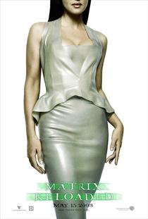 Matrix Reloaded - Poster / Capa / Cartaz - Oficial 7