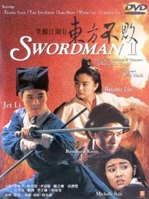 Swordsman II - Poster / Capa / Cartaz - Oficial 1