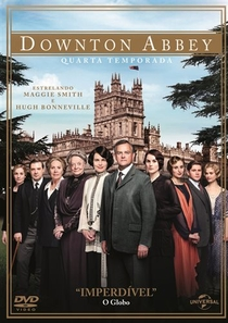 Downton Abbey (4ª Temporada) - Poster / Capa / Cartaz - Oficial 3