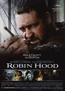 Robin Hood - Poster / Capa / Cartaz - Oficial 2