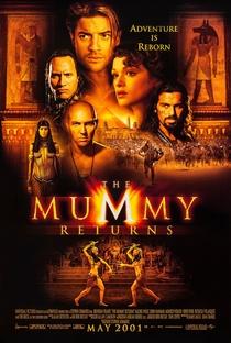 O Retorno da Múmia - Poster / Capa / Cartaz - Oficial 2