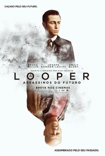 Looper - Assassinos do Futuro - Poster / Capa / Cartaz - Oficial 15