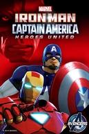 Homem de Ferro e Capitão América: Super-Heróis Unidos (Iron Man & Captain America: Heroes United)
