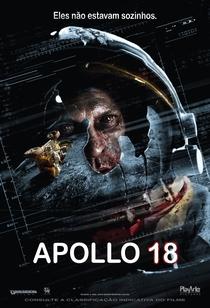 Apollo 18 - A Missão Proibida - Poster / Capa / Cartaz - Oficial 6