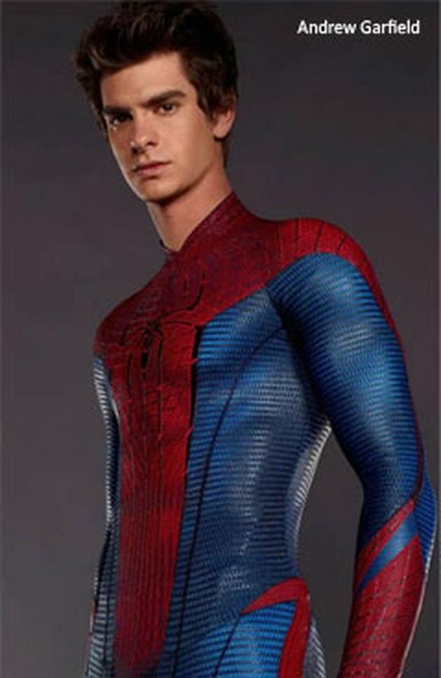 Andrew garfield recebe elogios de diretor de 'o espetacular homem-aranha' | Filmes de Cinema