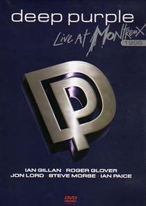 Deep Purple - Live at Montreux - Poster / Capa / Cartaz - Oficial 1