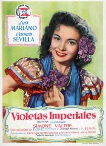 Violetas Imperiais - Poster / Capa / Cartaz - Oficial 1