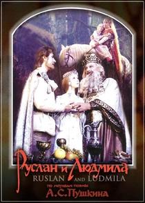 Ruslan e Ludmila - Poster / Capa / Cartaz - Oficial 1