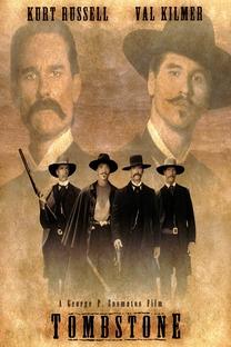 Tombstone - A Justiça Está Chegando - Poster / Capa / Cartaz - Oficial 9