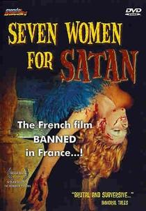 Seven Women For Satan - Poster / Capa / Cartaz - Oficial 1